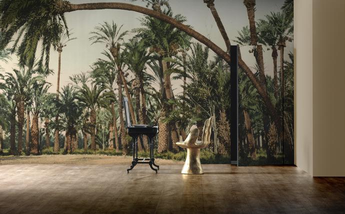 Palm Tree Garden.