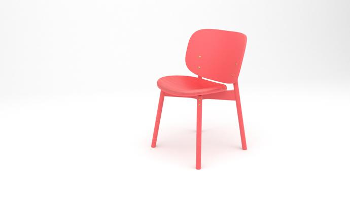 3. Sim-ply dining chair 8K - designed by Haldane Martin