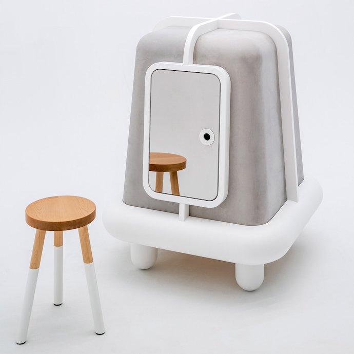 Ultraframe Futuristic Furniture By Um Project Visi