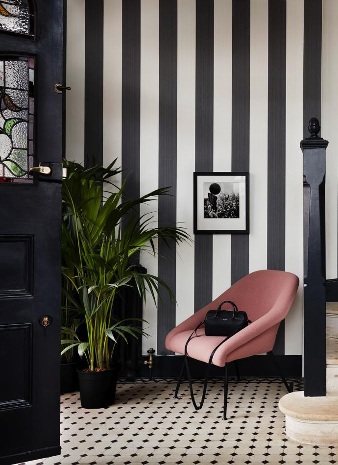 Cole Son Marquee Stripes Wallpaper Collection