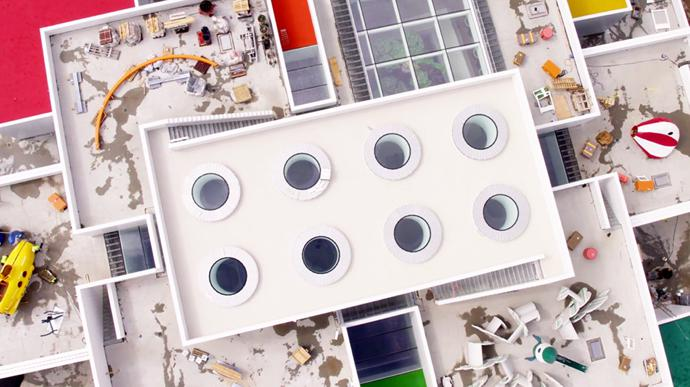 Architecture News: LEGO House - Visi