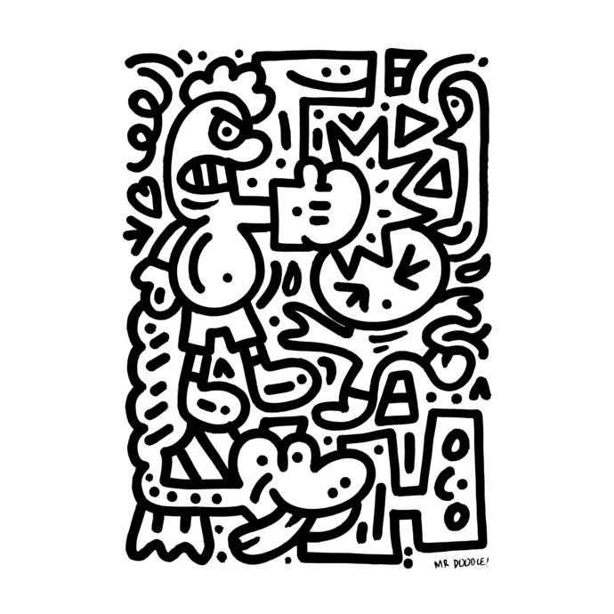Mr doodle2