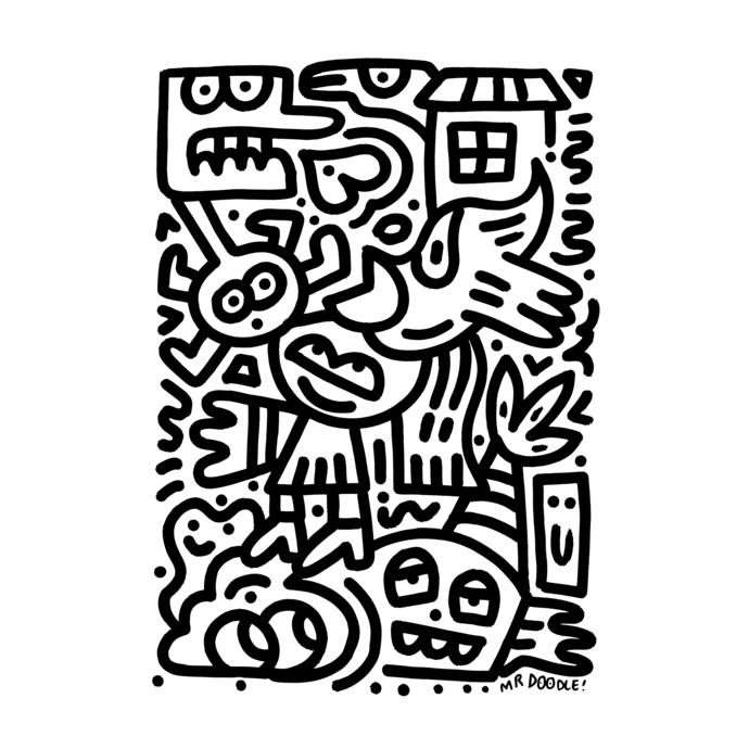 Mr doodle3