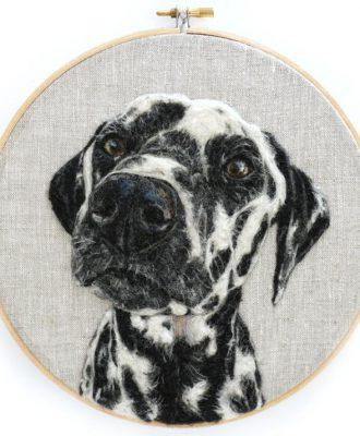 Wool Paintings