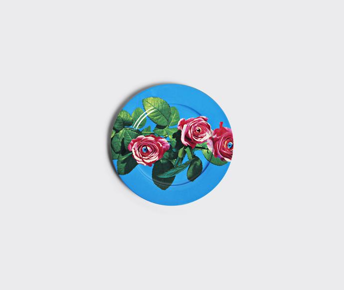 Seletti Toiletpaper Dinner Plate Rose