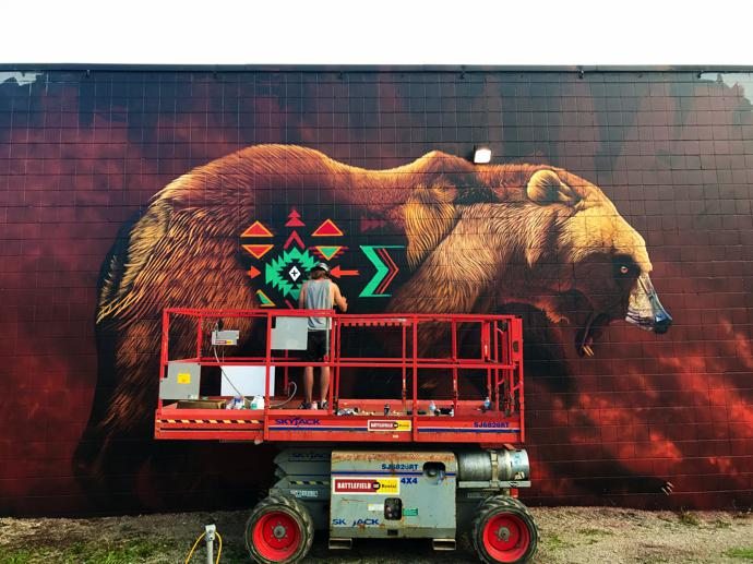 Canada. Image credit: Tessa Cunliffe