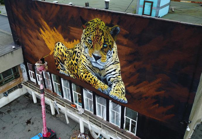 Russia. Image credit: Yuriy Smityuk
