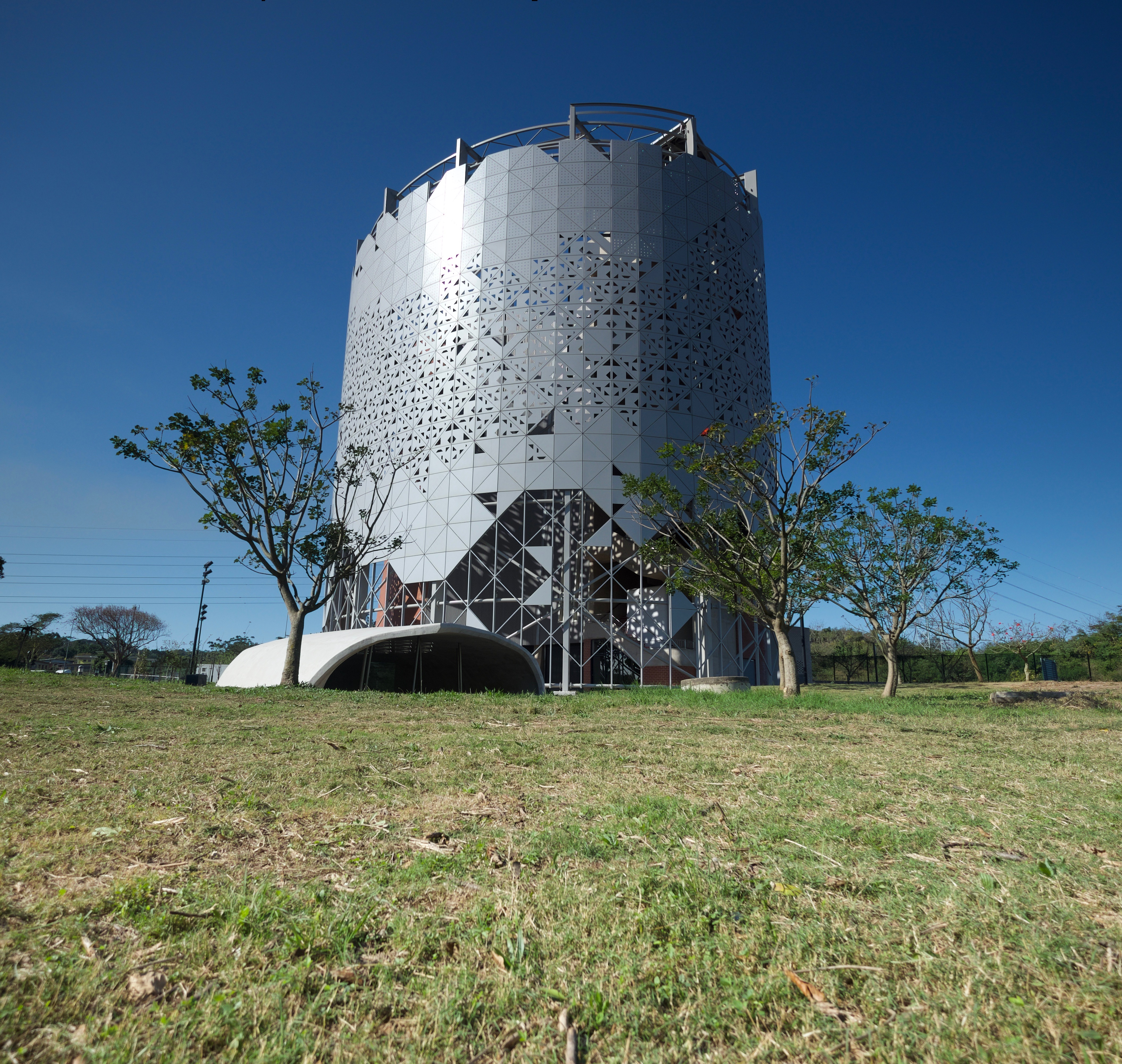 Grand Prix winner Choromanski Architects, Durban, for the Umkhumbane Museum