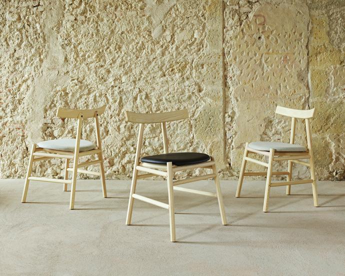 La Chance Rocky Credenza : X ray armchair by la chance furniture haute living