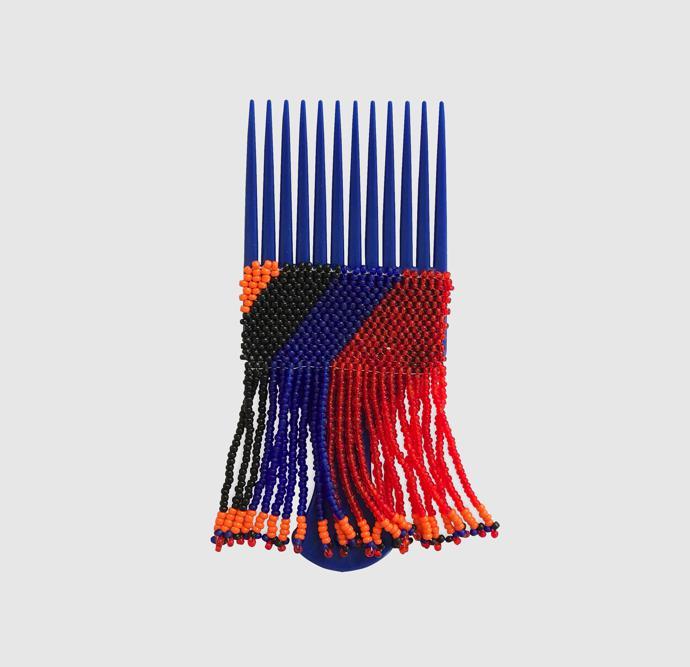 Blue Rake Multicolour Beads – R 350