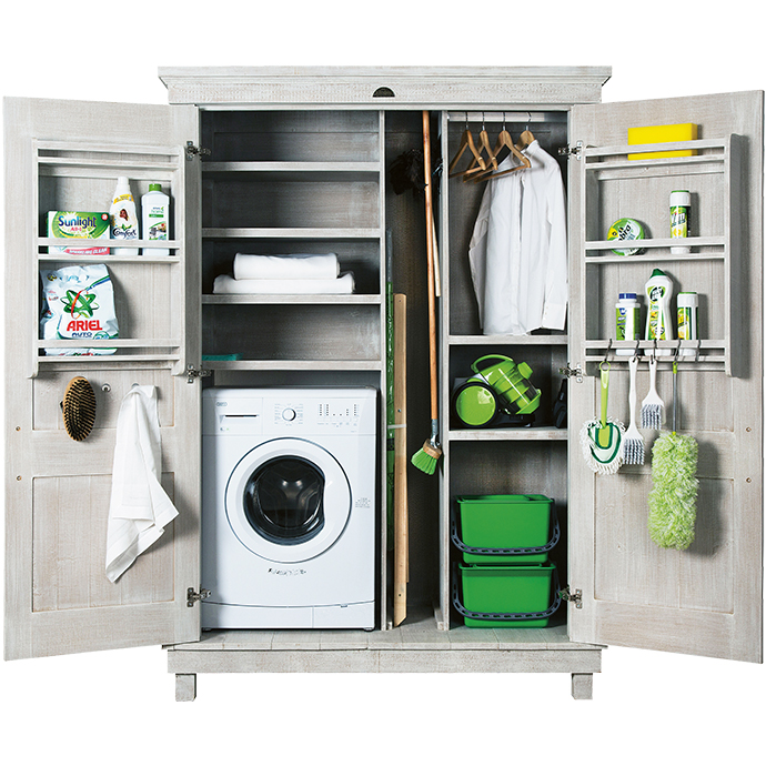 Win the ultimate storage cupboard visi - Free standing kitchen storage solutions ...