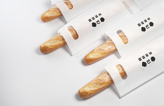 Identity system for Flour and Salt Bakery
