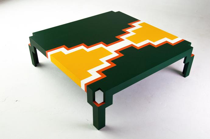 Nandini Coffee Table. Image credit: Njabulo Magubane