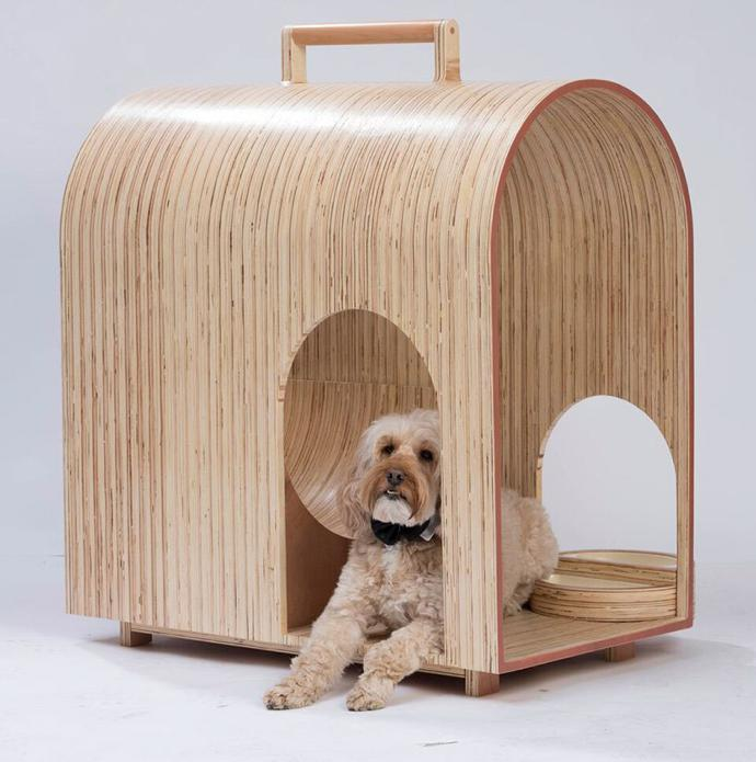 Dog house by Studio Lisboeta.