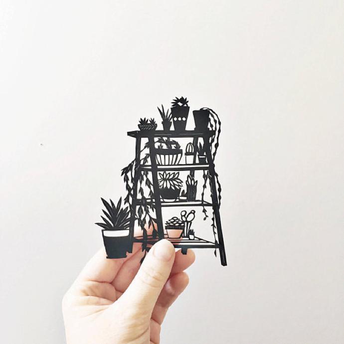 Jessica Baldry Paper Artwork10