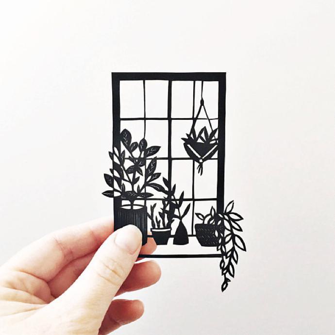 Jessica Baldry Paper Artwork11
