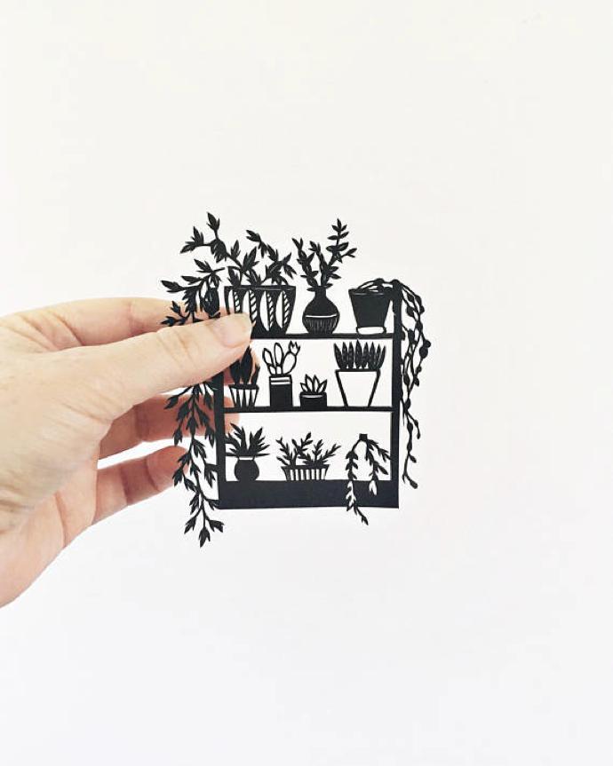 Jessica Baldry Paper Artwork2