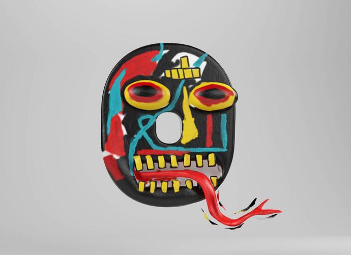 Q – Jean-Michel Basquiat