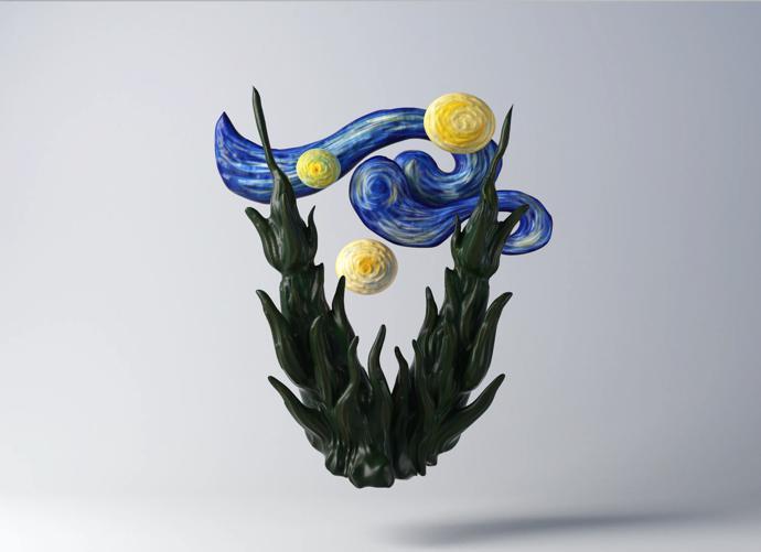 V – Vincent van Gogh