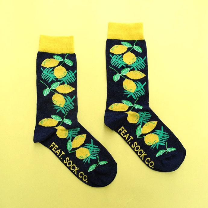 Feat. Sock Co.