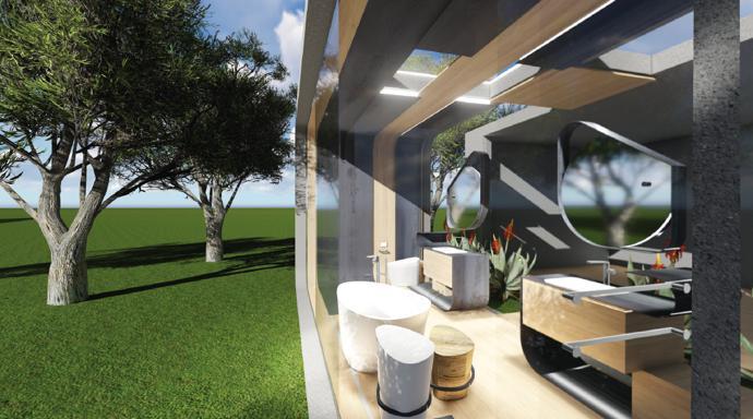 Winner: Dream In Kohler Bathroom Design Competition
