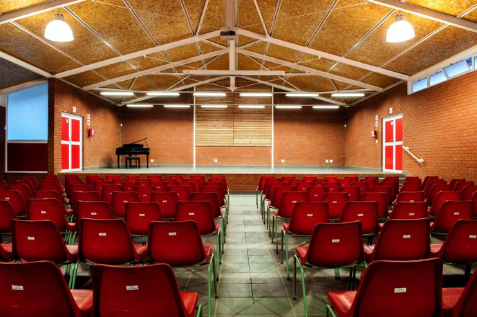 Clarens Primary School Assembly Hall