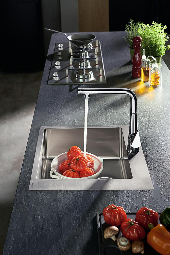 Kitchen Focus: hansgrohe - Visi
