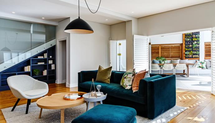 Before and after: oranjezicht home visi