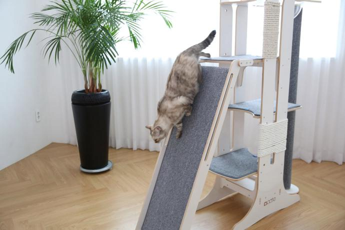 Modern Feline Furniture From Tuft Paw Visi