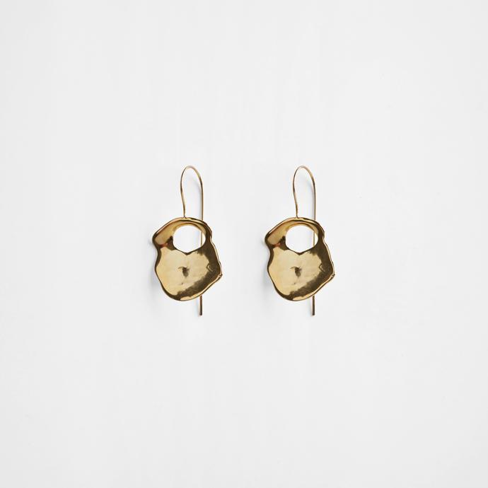 Memory Abalone Earrings, R980