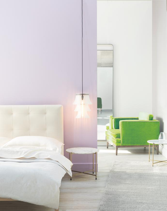 Plascon Colour Forecast 2019 Story 1: Glamour This summery story makes a feminine statement with restrained core neutrals and modern pastels.