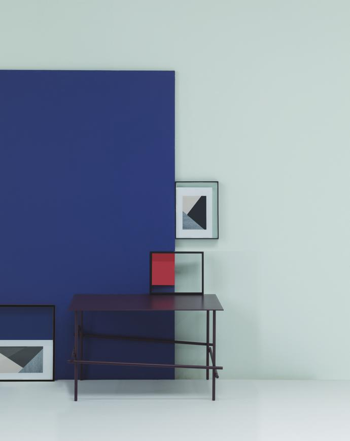 Plascon Colour Forecast 2019 Story 3: Minimal This spring palette with deep blues, aqua tones, calming peach and muted yellows is for the caring introverted thinker.