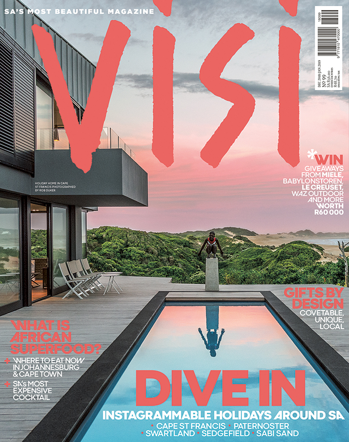 VISI 99 IS HERE THE HOLIDAY ISSUE