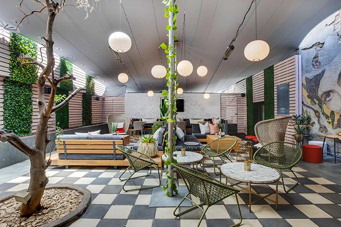 Villa 47 39 s martini terrazza by onnah design visi for Terrazza design