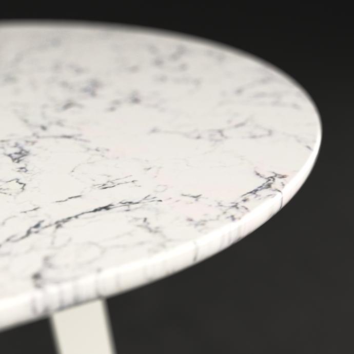 Plat - O Table Edge Detail