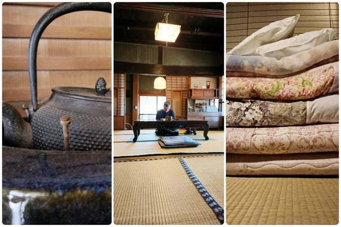 Minshuku accommodation, Nara Prefecture