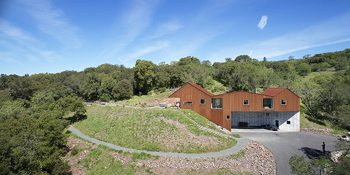 Mork-Ulnes Architects - Triple Barn - PH APR33 - photo by Bruce Damonte_LR 1600px