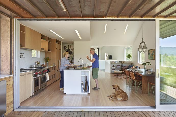 Mork-Ulnes Architects - Triple Barn - PH AUG20 - photo by Bruce Damonte_LR 1600px